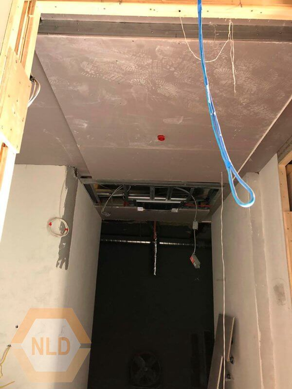 Drywall and taping - Residential Renovation
