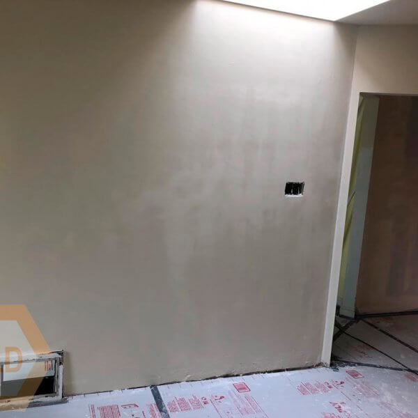 level 5 drywall finish commercial remodel